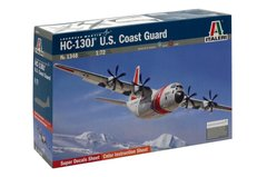 Самолет HC-130J U.S. Coast Guard, 1:72, Italeri, 1348