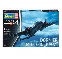 "Истребитель Dornier Do 17 Z-10 ""Kauz"", 1:72, Revell, 03933"